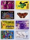 Albumy na telefónne karty