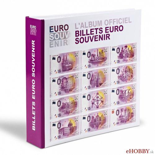 Album na EURO SOUVENIR bankovky