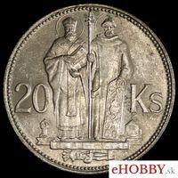 20 Ks/1941 Cyril a Metod