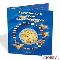 Album na 2 Euromince Presso