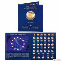 """Album na 2 Euromince Presso """"30 rokov EU vlajky"""""""