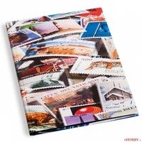 Album na poštové známky s potlačou STAMP S32