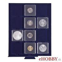 Box SMART na 12 papierových puzdier na mince