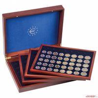 Kazeta VOLTERRA Quattro de Luxe, na súbory EURO mincí