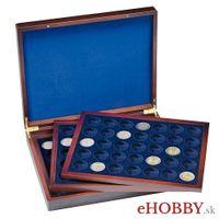 Kazeta VOLTERRA TRIO de Luxe, na 105 ks 2 EURO mincí