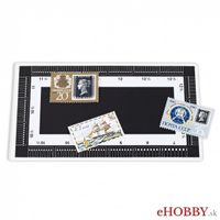 Merač perforácie poštových známok