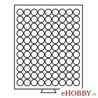 Mincový box MB na mince 99 x 19,25 mm