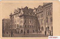 Pohľadnica PRAHA Staromestské námestie