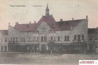 Pohľadnica Topoľčany 1919 - Mestský dom