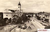 Pohľadnica Topoľčany 1952 (2)
