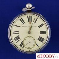 Vreckové hodinky IMPROVED PATENT