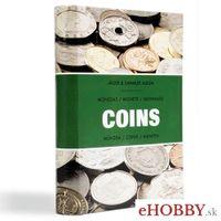 Vreckový album na mince s potlačou
