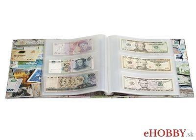 Album na bankovky VARIO - s listami