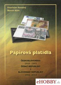 Bankovky Československa, Českej a Slovenskej republiky 1993-2014