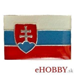 """Odznak """"Slovenská zástava"""""""