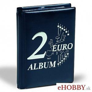Vreckový album na 48 kusov dvojeurových mincí