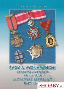 Vyznamenania ČSR 1918-48 a SR 1939-45