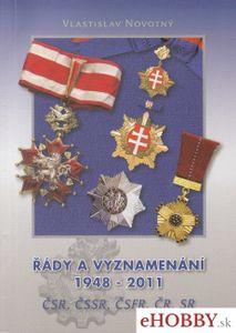 Vyznamenania ČSR, ČSSR, ČSFR, ČR, SR 1948 - 2011